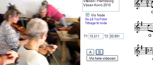 Youtube sløjfe