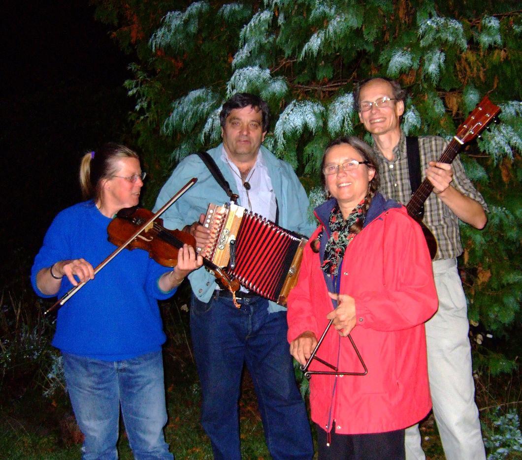 Cajun Cuisine Band - 2005