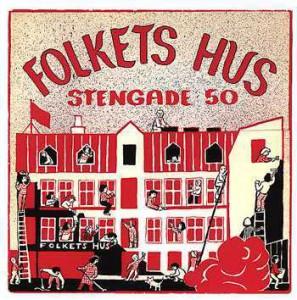 LP: Folkets Hus Stengade 50 – MPLP7 (1981)