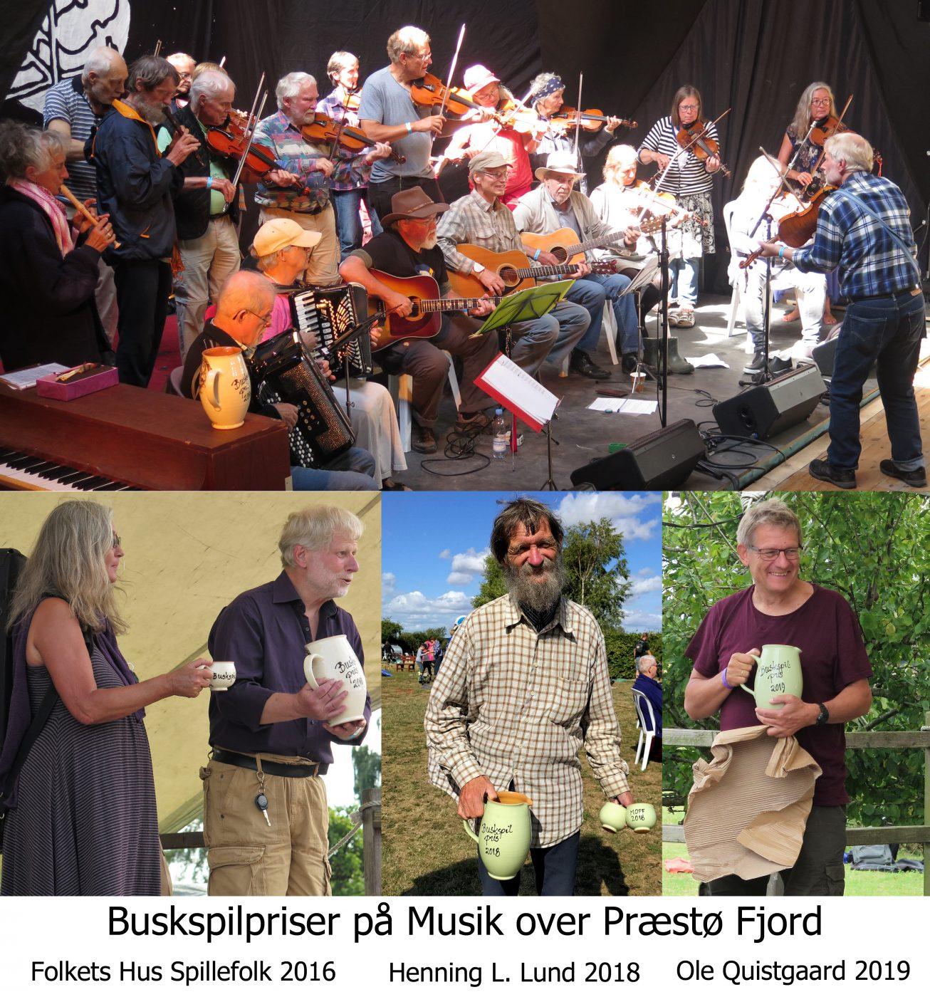 Buskspilpriser - MoPF